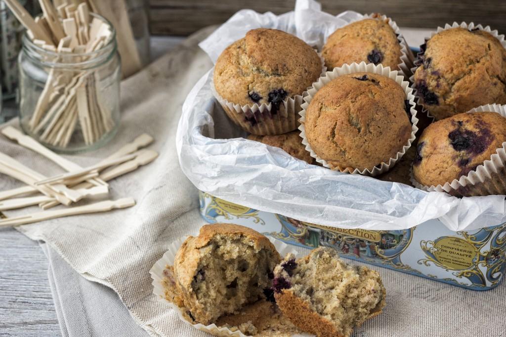 Muffins Arándanos 2