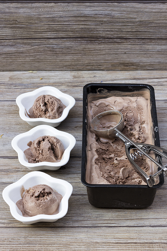 Chocolat Ice Cream